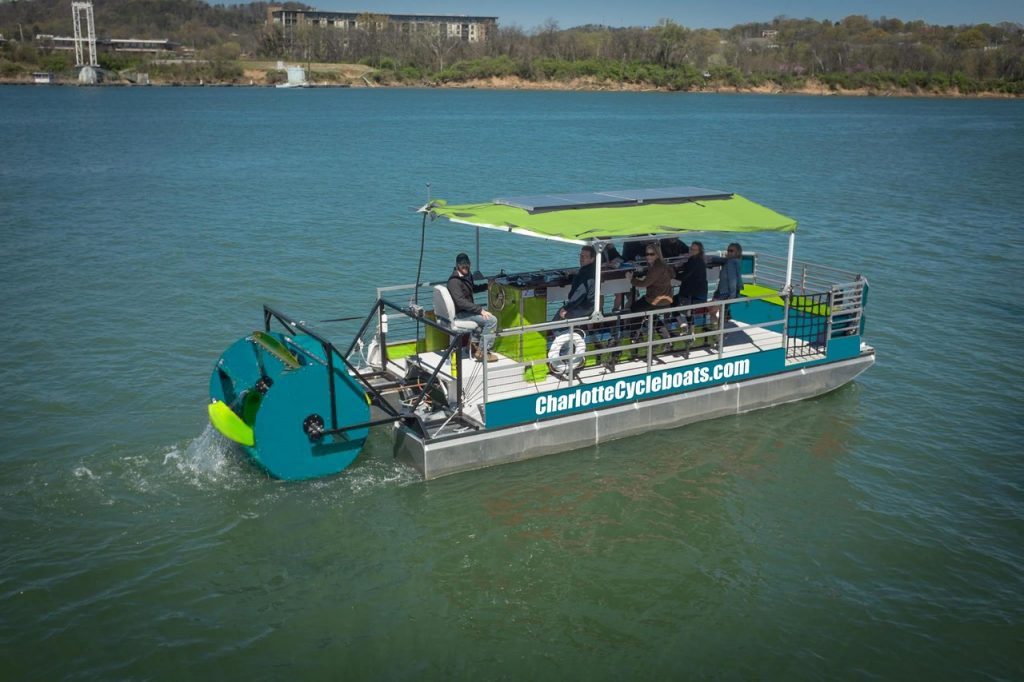 Charlotte Cycleboat