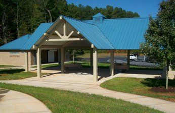 Beattys Ford Park Picnic Shelter