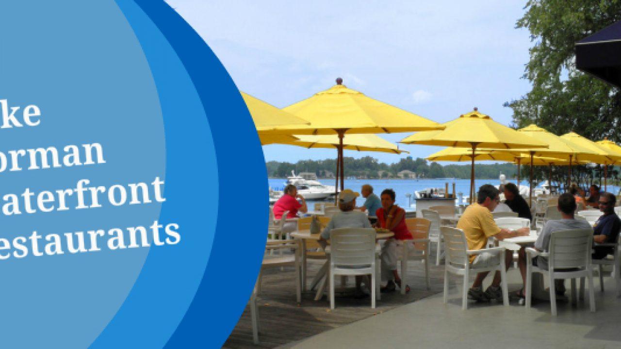 Lake Norman Waterfront Restaurants On Lake Norman