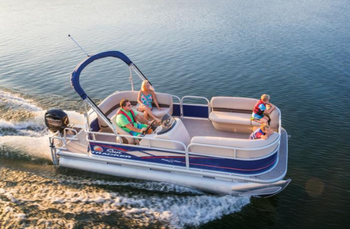 boat rental on Lake Norman