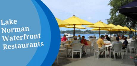 Lake Norman Waterfront Restaurants